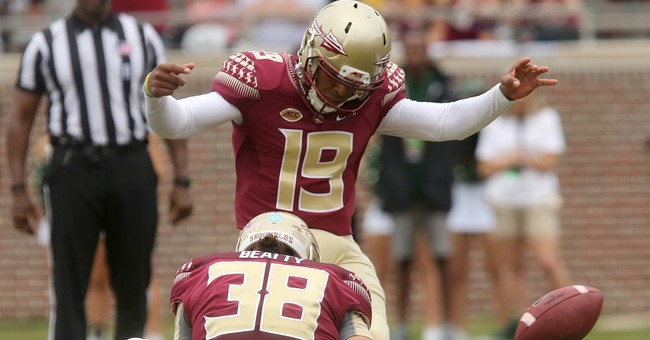 Best foot forward: Could kicker Aguayo go in second round?