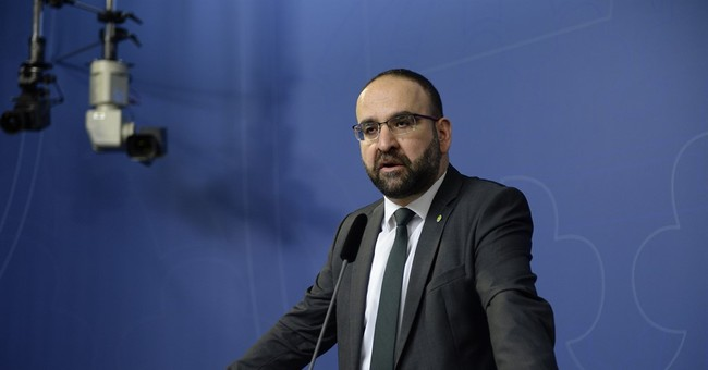 Swedish minister quits, accused of links to Turkish radicals