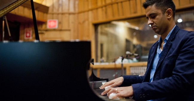 Pianist Vijay Iyer inspired by work of Indian artist