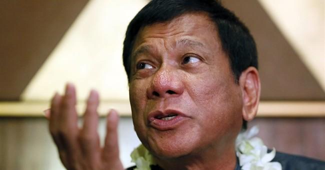 Philippine presidential front-runner's rape remark condemned