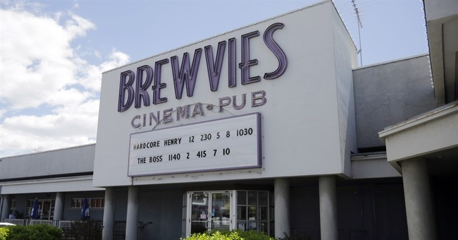 Utah threatens liquor permit of theater showing 'Deadpool'