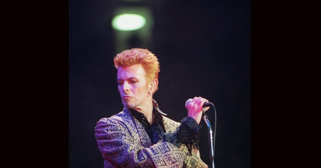 Key songs and albums from David Bowie's renowned career