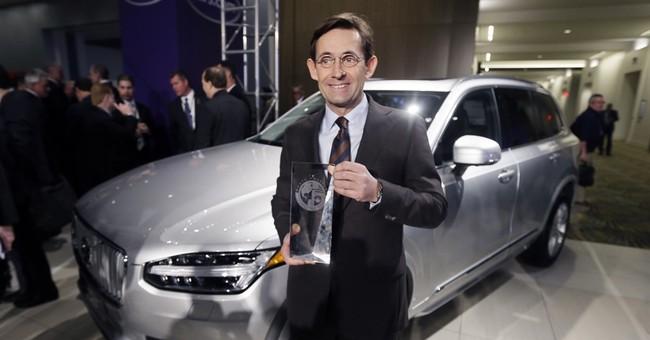 Honda, Volvo take top awards at the Detroit auto show