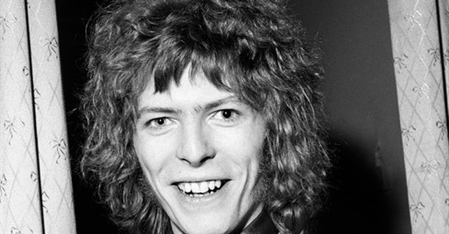 David Bowie never stopped looking ahead