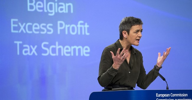 EU: Belgium gave illegal tax breaks totaling $760 million