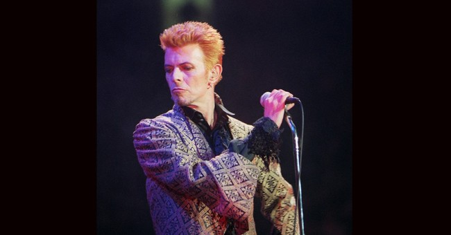 In 2002 interview, Bowie opened up about his legacy