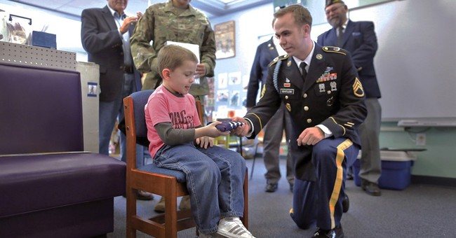 4-year-old boy will be Ryan's guest at State of the Union