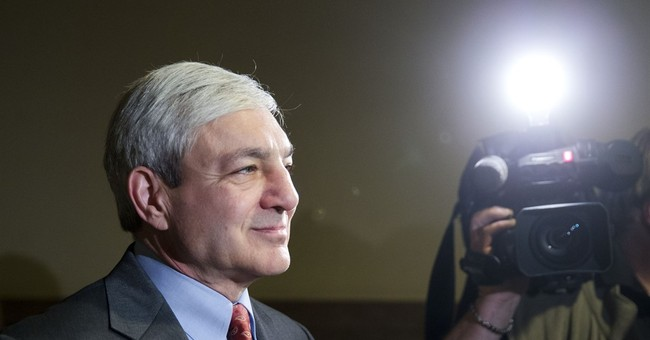 Judge clears way for former Penn State president's lawsuit