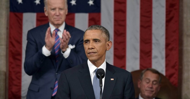 Obama's State of the Union address seeks to frame 2016 race
