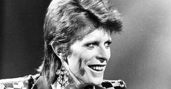 Bowie lauded as an artist who made it OK to be different