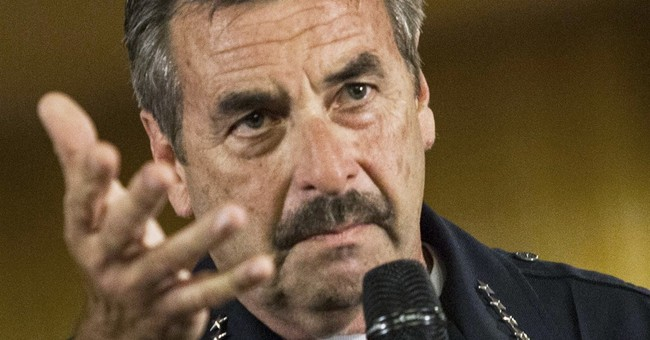 LAPD chief says decision on fatal shooting was 'right thing'