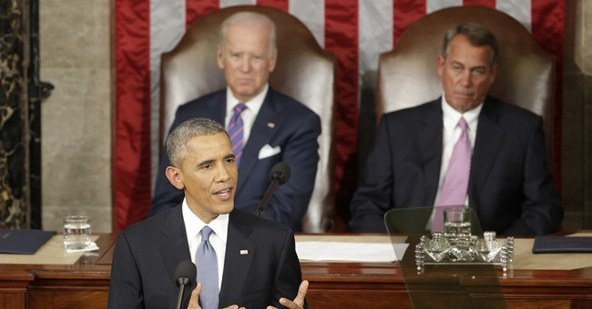 Failed State of the Union proposals through the years