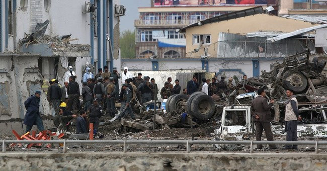 Deadly attacks in Afghan capital show Taliban's strength