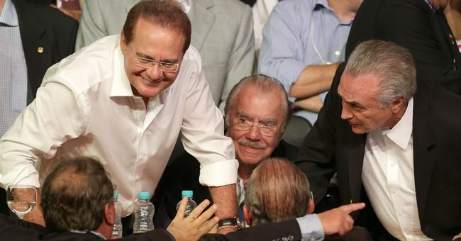 2 men in line for Brazilian presidency accused of corruption