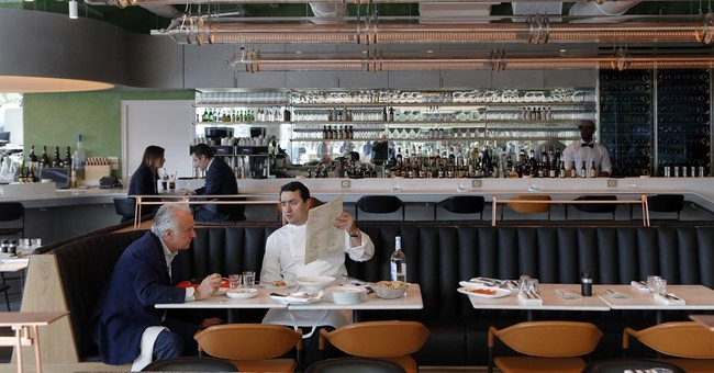 Canapes under the canopy? Paris gentrifies rusty mall