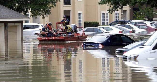Houston flood control efforts fall behind urban sprawl