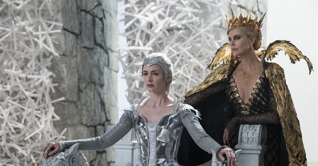Review: Feminism freezes over in 'Huntsman' sequel