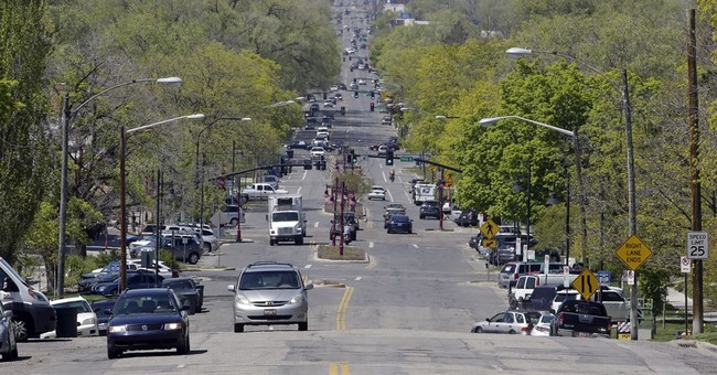 Capital of conservative Utah will name street for gay leader