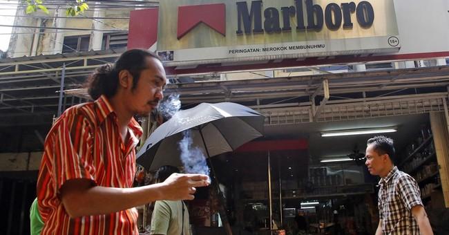 Philip Morris' 1Q profit falls, misses forecasts