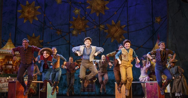 Young adult fiction booming on Broadway but cute it ain't
