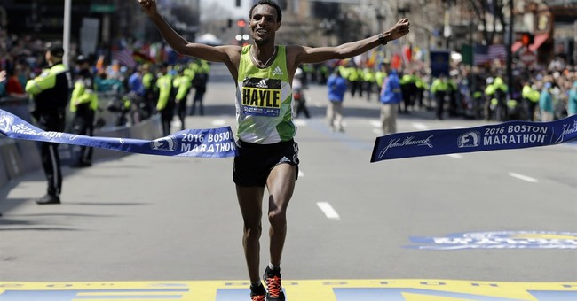 Ethiopian Boston Marathon winners no sure thing for Olympics