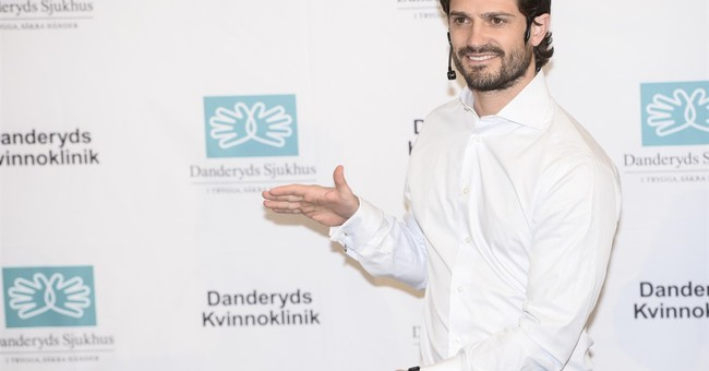 Sweden's newborn prince to be named Alexander