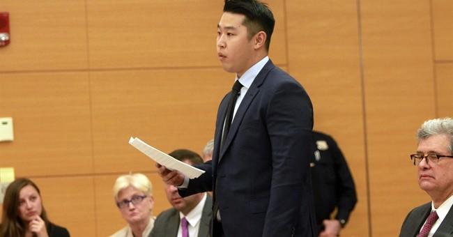 Officer's sentence in stairway killing leaves divide, dismay