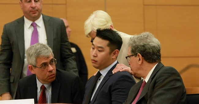 The Latest: Ex-cop to appeal reduced conviction in shooting