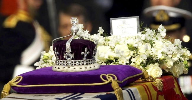 India says it won't try to reclaim crown jewel from Britain