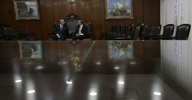 Possible next Brazil leader is dealmaker and scandal-tainted