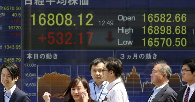 Global stocks meander after strong start to week