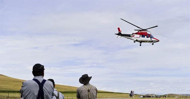 States seek ways to regulate steep air-ambulance costs