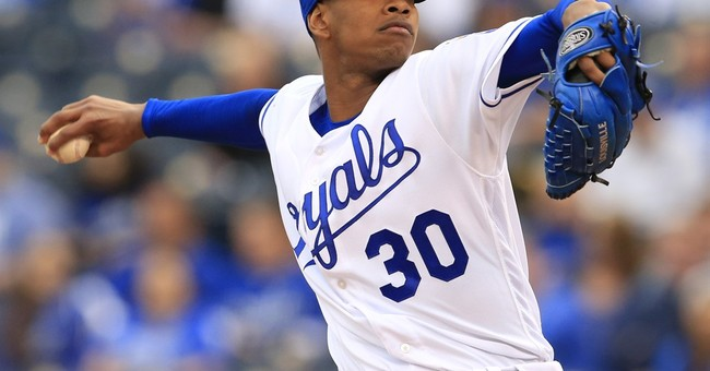 Perez homers, drives in career-best 5, Royals top Tigers 8-6