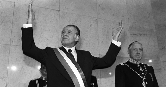 Chilean ex-President Aylwin dies; led return to democracy