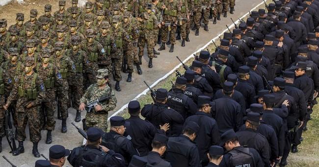 El Salvador deploys anti-gang force to rural areas