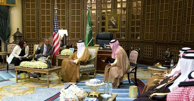 Obama pushes Saudis, Gulf allies to step up Iraq aid