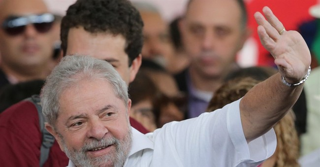 Brazil court suspends meeting on Silva's Cabinet post