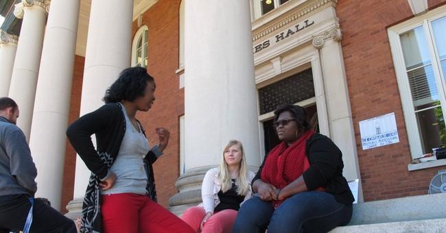 Rotting bananas trigger protest for diversity at Clemson