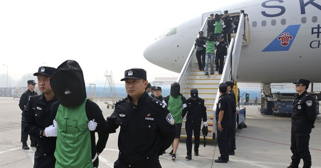 Taiwan officials in Beijing to negotiate over deportations