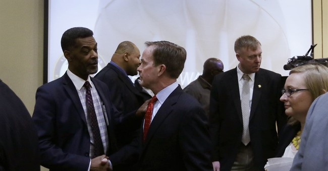 The Latest: 2 of 3 people plead not guilty in Flint crisis