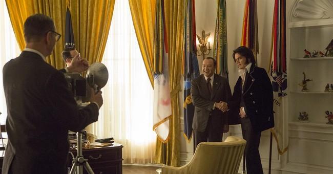 New film imagines what happened when Elvis met Nixon