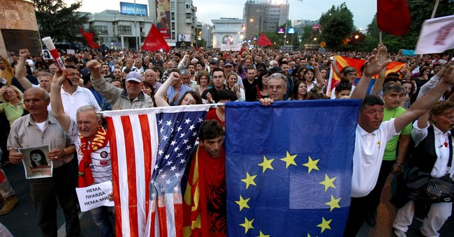 A look at recent developments in Macedonia