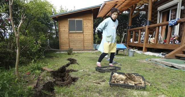 Uncertain future for scenic village hit by Japan earthquakes
