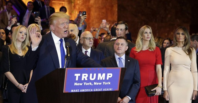 Trump's NY win comes after serious campaign restructuring