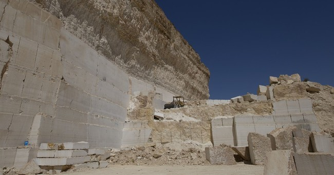 Future of Palestinian town bleak after Israel shuts quarries