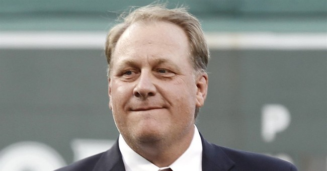 ESPN fires former Red Sox pitcher Curt Schilling as analyst
