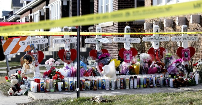 Autopsy details stabbing, gunshot deaths of Chicago family
