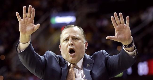 Timberwolves hire Thibodeau as coach/president, Layden is GM