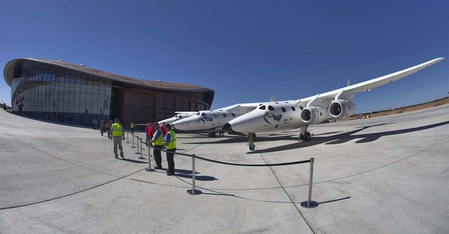 Virgin Galactic returns to Spaceport America for exercises