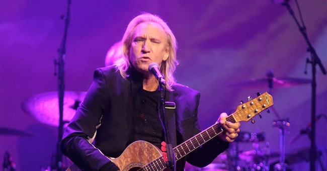 Eagles' Joe Walsh: I'm dropping out of GOP convention show